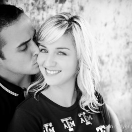 Paige and Trae's e-session