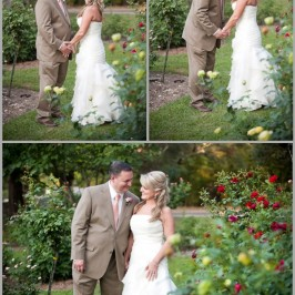Shelly and Roger Wedding