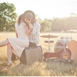 Engagement Portraits: Trisha and Joe