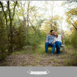 Engagement Portraits: Whitney and Don