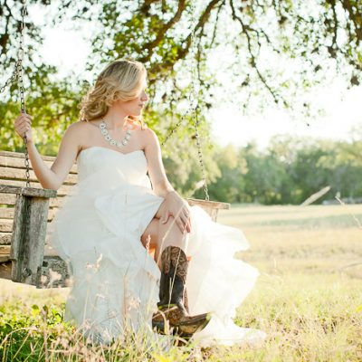bridal portrait austin wedding photography