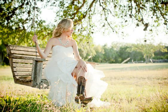 Lauren's Bridal Portraits