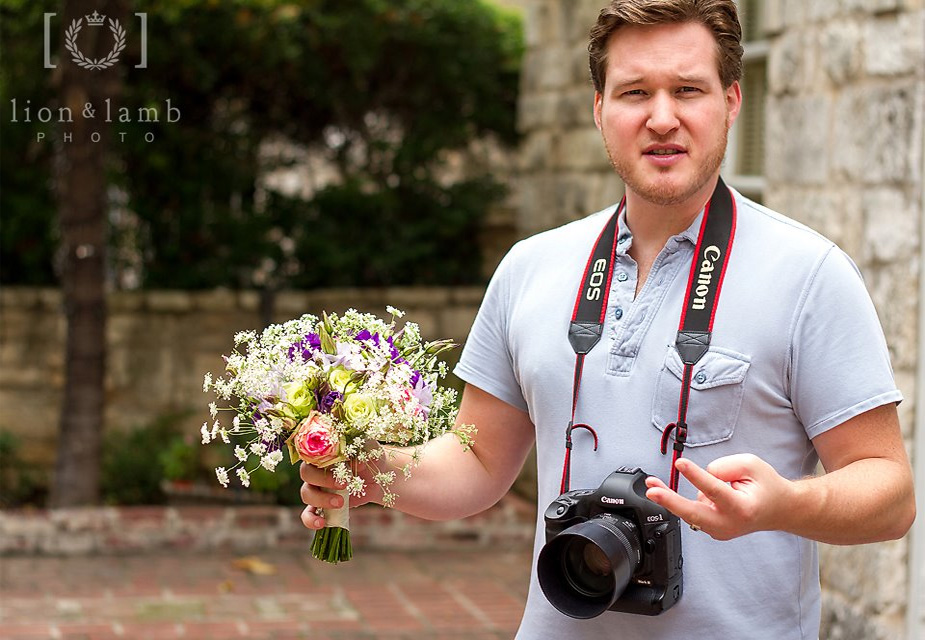 dustin meyer precision camera workshop bouquet