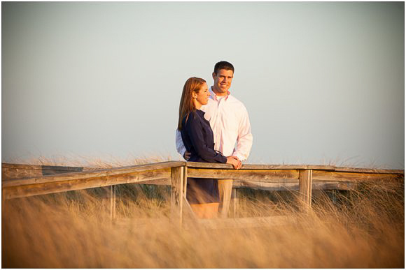 Megan and Mike Engagement Portraits