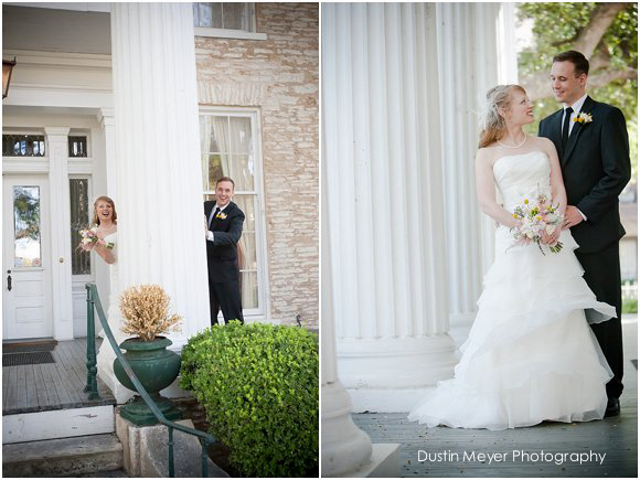 southern weddings style portraits