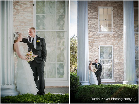 wedding day bridal portraits