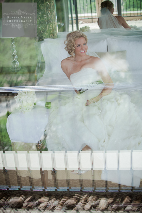 bridal photography Hotel Zaza Houston bed window unique bridal portrait ideas