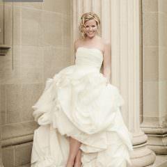 Houston Bridal Photography | Amy's bridal portraits