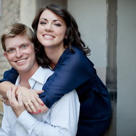 Engagement Portraits: Robin and Blake
