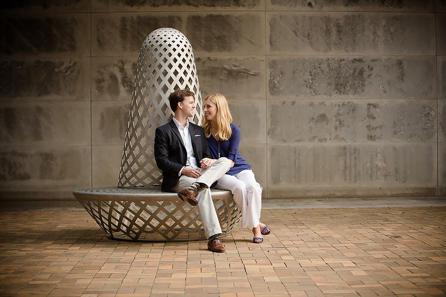 dallas museum of art engagement portraits ideas