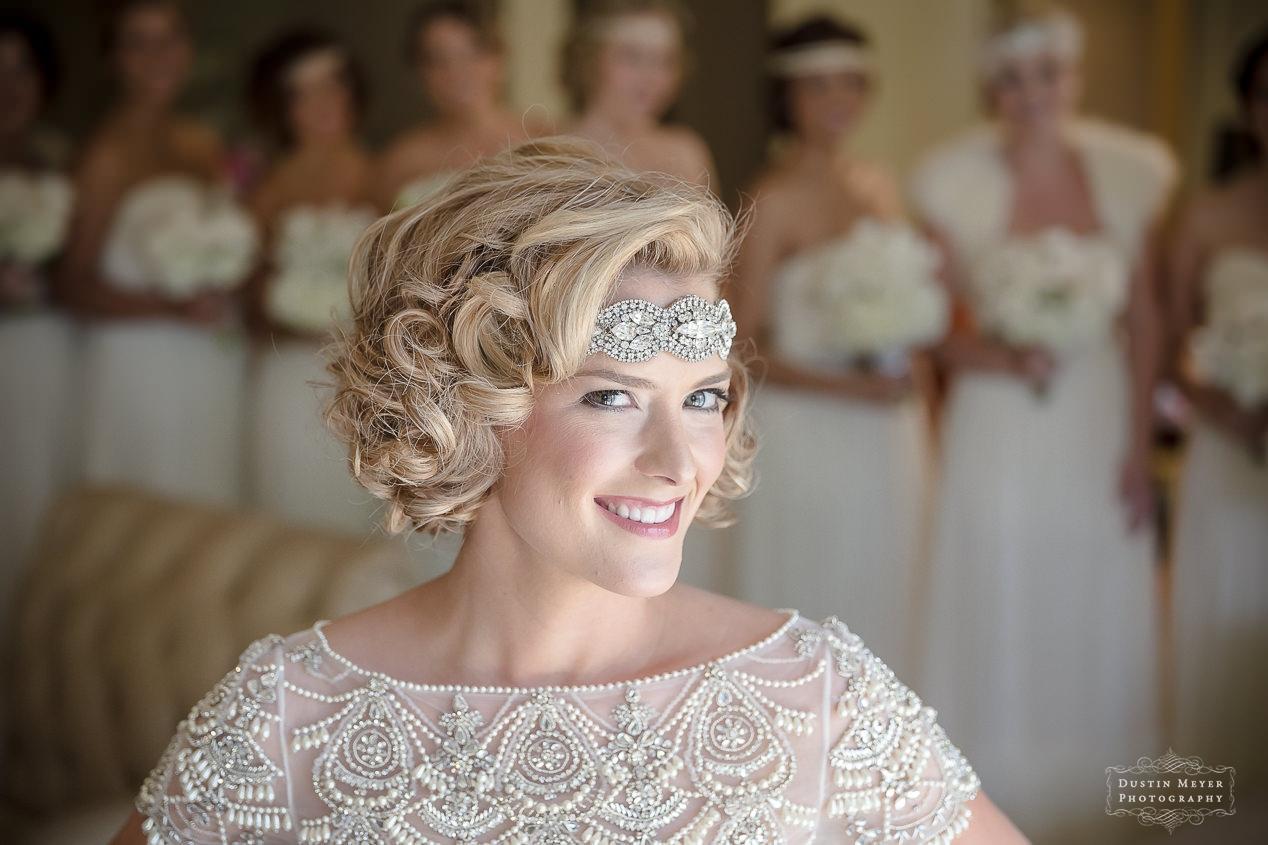 Wedding Bridal Gatsby Headbands Ideas