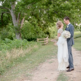 Hyatt Lost Pines Wedding: Chassie and Noah