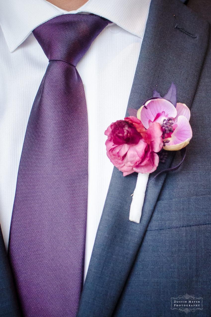 groom boutonniere ideas for flowers Hyatt Lost Pines Wedding