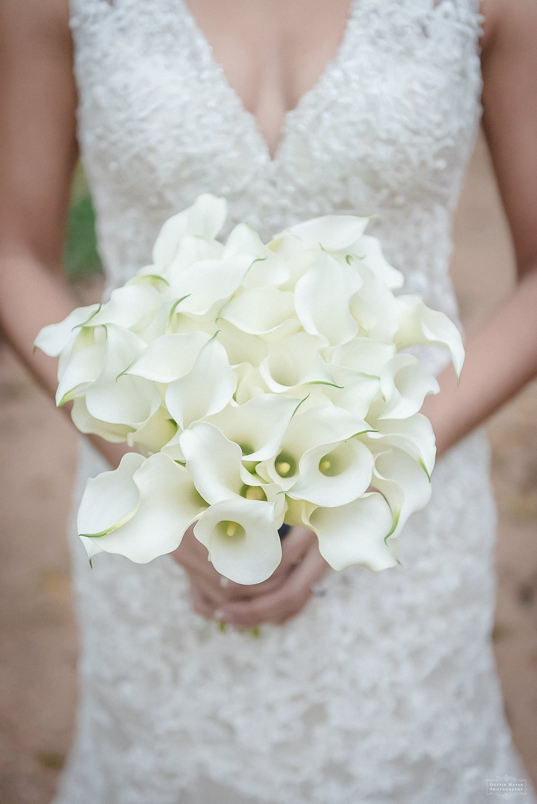 calla lilies wedding bridal bouquet