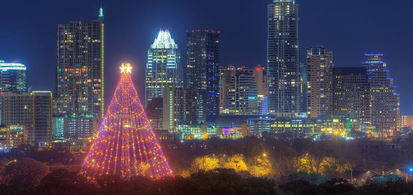Merry Christmas | Zilker Christmas Tree