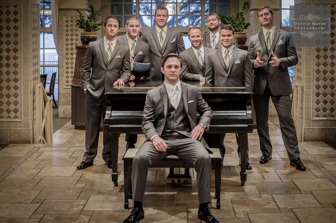 groomsmen wedding attire