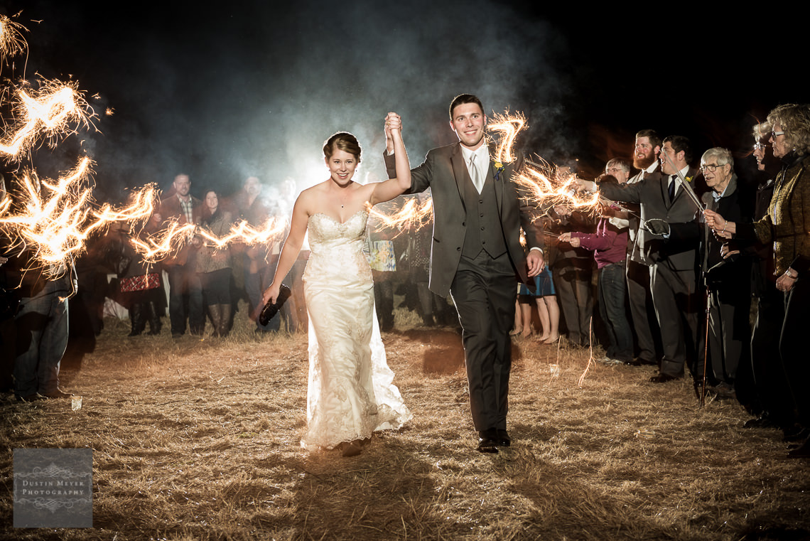 grand exit sparkler idea wedding photography hill country wedding