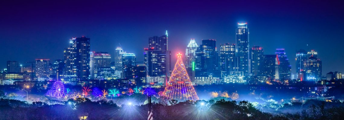Merry Christmas from Austin, TX