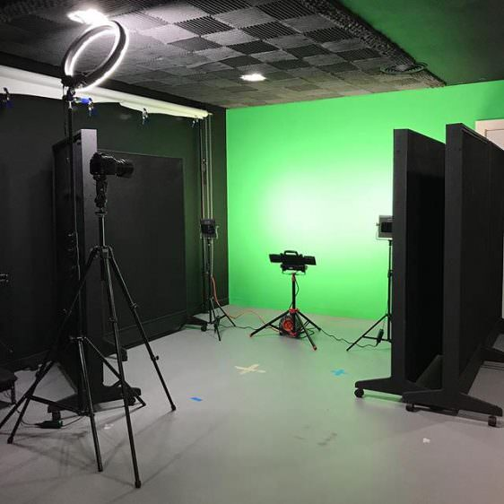 Instagram: Gearing up for another commercial video session #film #photography #studio #professional #business