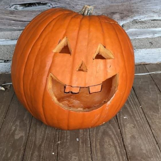 Instagram: #Halloween is here. It's almost #trickortreat time!