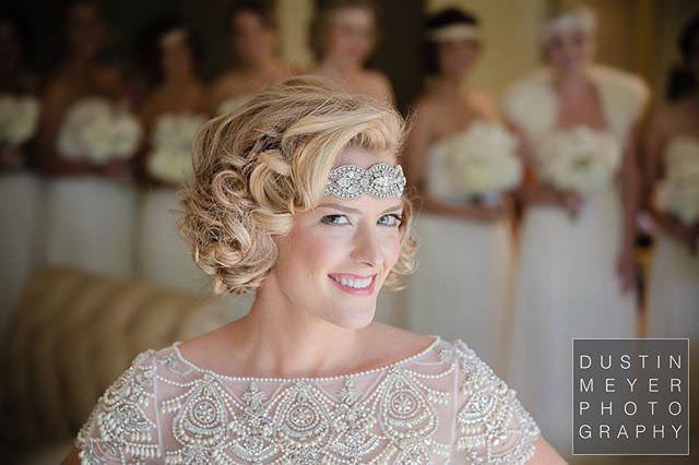 Instagram: Gatsby style wedding at the beautiful @lostpinesweddings resort