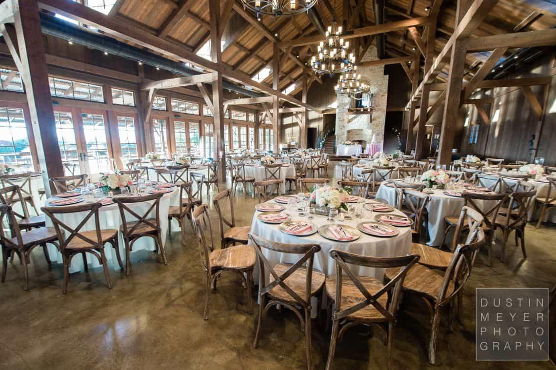 Wedding reception decorations and design