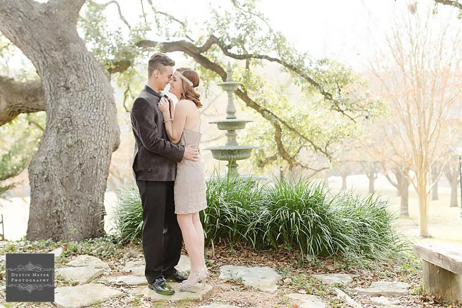 A Gatsby Flair Love Affair | Chassie and Noah