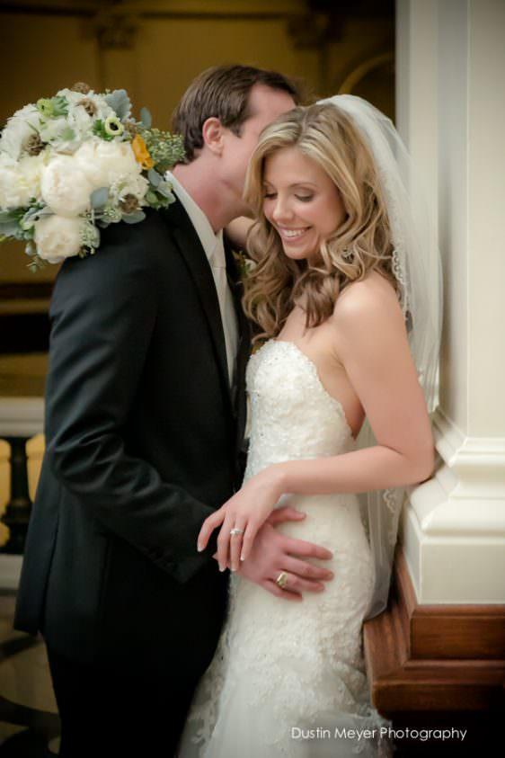 Texas State Capitol Building Bridal Wedding Portraits Senate Chamber
