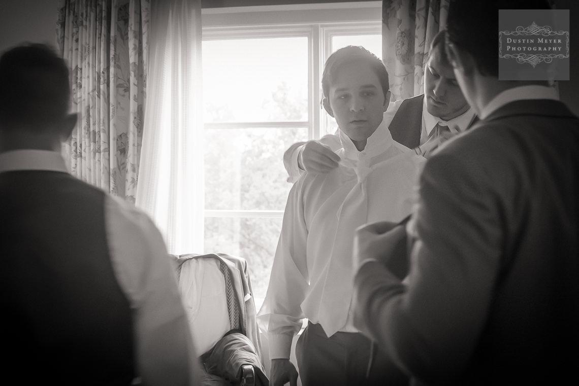 black and white photo wedding photography