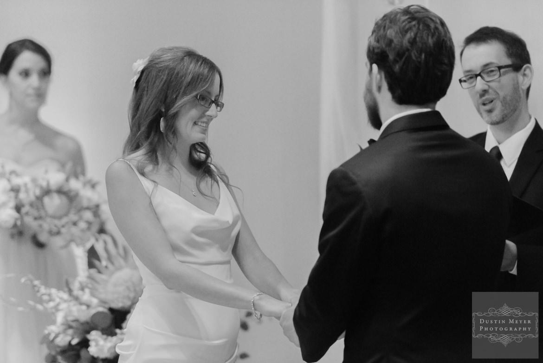 Wedding Ceremony at The W Hotel Austin